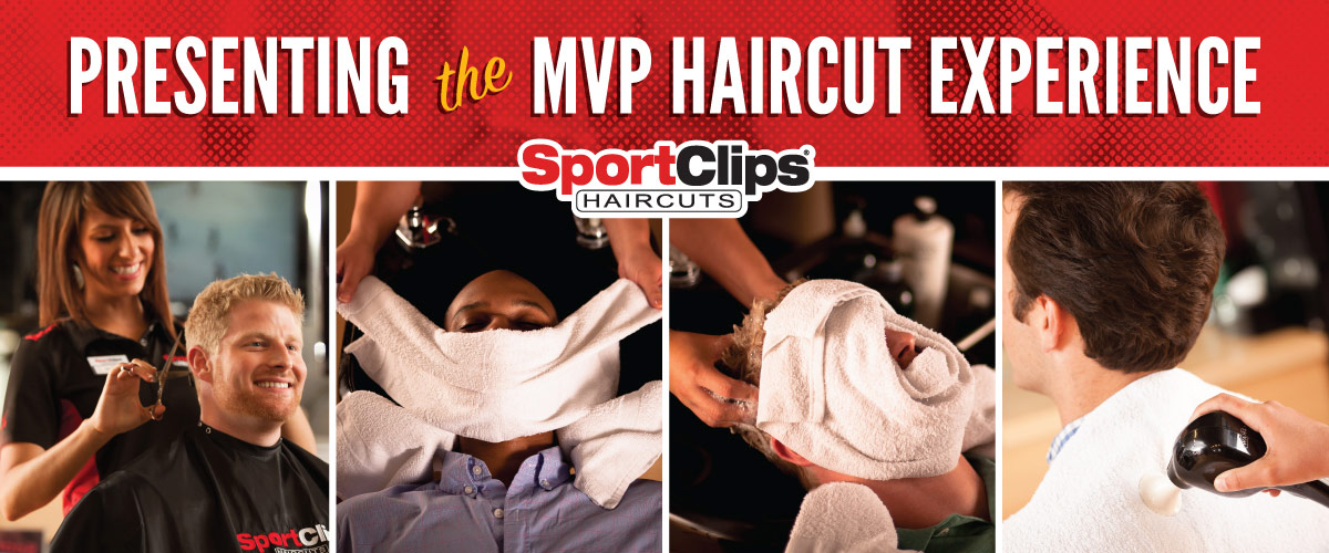 The Sport Clips Haircuts of Greatwood/River Park MVP Haircut Experience